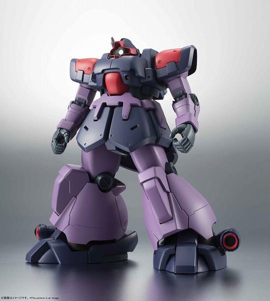 【6月予約】 ROBOT魂 <SIDE MS> MS-09F/TROP ドム・トローペン ver. A.N.I.M.E. 塗装済み完成品〔BANDAI SPIRITS〕(200203予約開始)