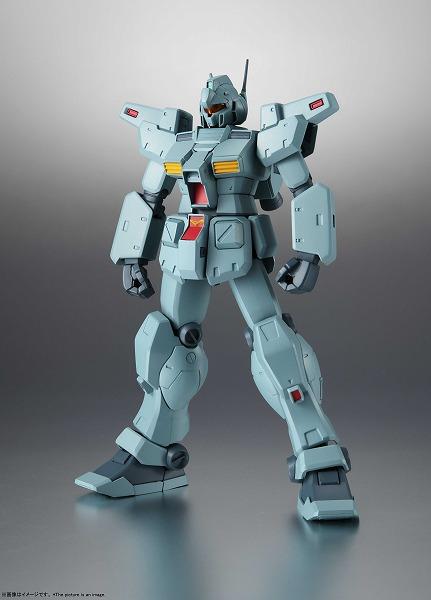 【8月予約】 ROBOT魂 <SIDE MS> RGM-79N ジム・カスタム ver. A.N.I.M.E. 塗装済み完成品〔BANDAI SPIRITS〕(200225予約開始)