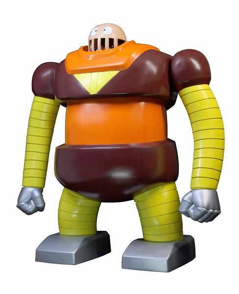 【10月予約】 『マジンガーZ』GRAND SOFVI BIGSIZE MODEL ボスボロット 塗装済み完成品〔エヴォリューショントイ〕(200723予約開始)