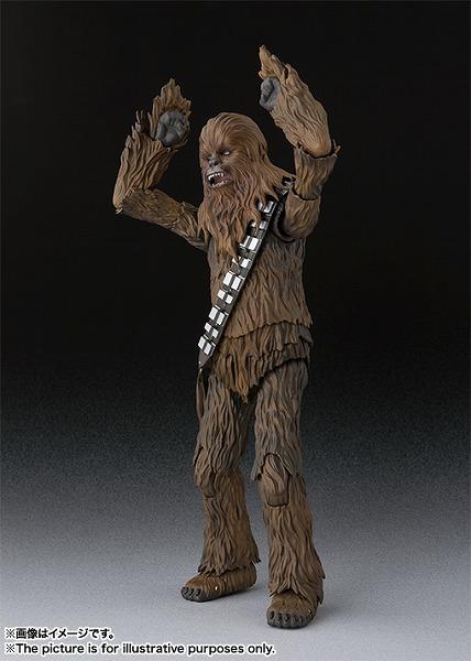 S.H.Figuarts Chewbacca (A NEW HOPE)