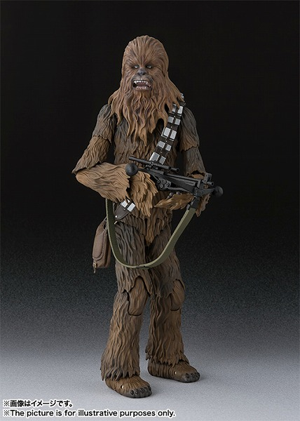 S.H.Figuarts Chewbacca (A NEW HOPE)