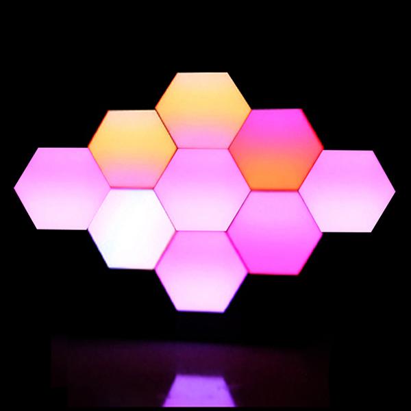 送料無料 雰囲気 ランプ 調光 調色 led テーブルライト インテリアライト 点滅ライト ledデスクライト イルミネーションライト センサーライト 卓上スタンドライト センサー usb ledイルミネーション