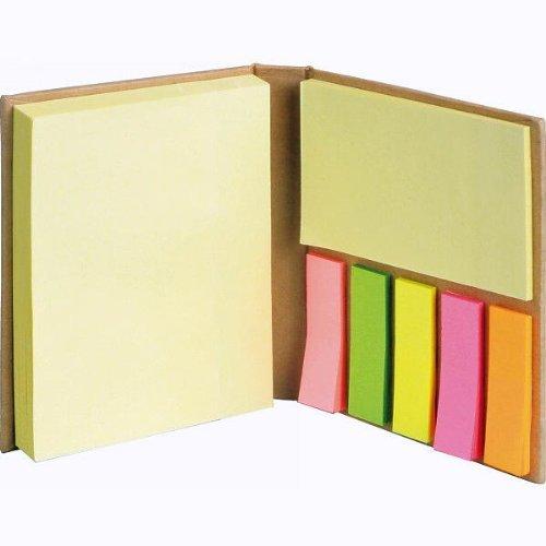 ブック型付箋メモ ケース販売 まとめ買い 業務用 販促 ばらまき ノベルティ 粗品 記念品