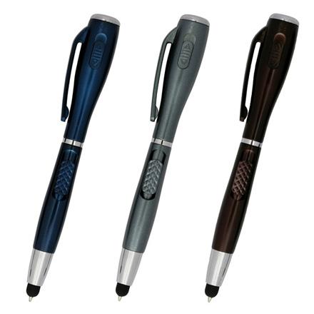 3in1ライト付タッチペン 02P03Dec16