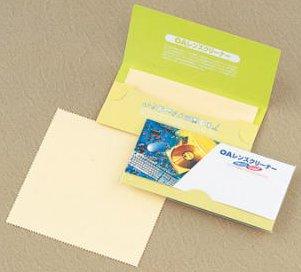 OAレンズクリーナーN M 1枚入 ケース販売 まとめ買い 業務用 販促 ばらまき ノベルティ 粗品 記念品