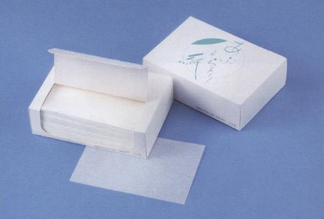業務用天然あぶらとり紙 1,000枚入(白紙) まとめ買い 販促 ノベルティ 粗品 記念品