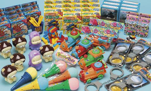 おもちゃBIGチャンスボックス 60名様用 販促  ノベルティ 粗品 記念品 イベント 縁日