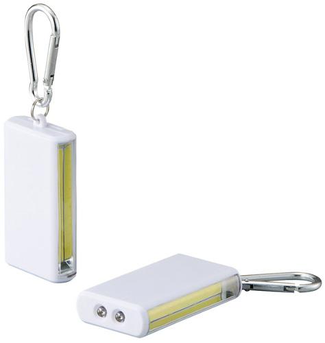 COBライト&LEDライト(カラビナ付)【ケース単位販売】