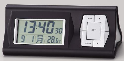電波時計 ステーション 02P03Dec16
