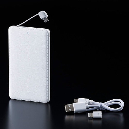 モバイルバッテリー5000mAh ケース販売 まとめ買い 業務用 ノベルティ 粗品 記念品 販促 ばらまき 粗品