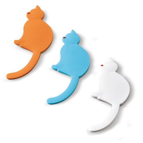 ネコ型マグネットフック  ケース販売 まとめ買い 販促 ばらまき ノベルティ 粗品 記念品