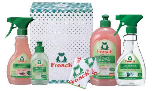 フロッシュ 洗剤セット 【ケース単位販売】  02P03Dec16
