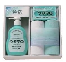 ウタマロ 石鹸・キッチン洗剤ギフト  【ケース単位販売】 02P03Dec16