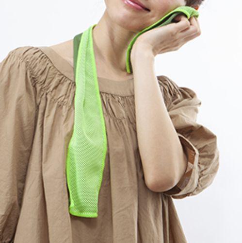 熱中症対策 クールなネックタオル 360入 ケース販売 まとめ買い 業務用 ケース販売 販促 ノベルティ