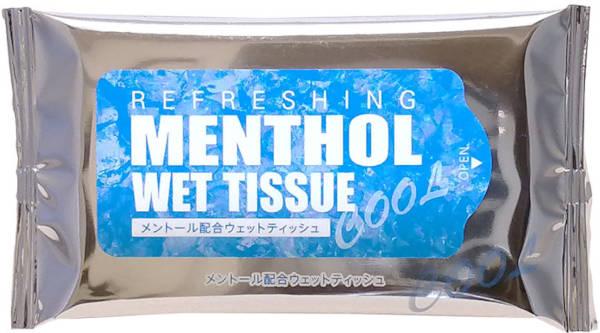 メントール配合ウェットティッシュスリム8枚 ケース販売 まとめ買い ノベルティ 粗品 記念品 販促 ばらまき 粗品