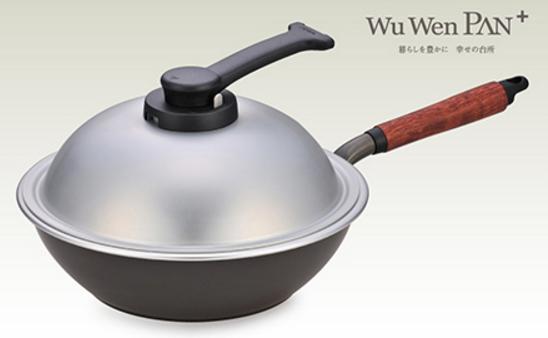 【smtb-TK】【頑張って送料無料!】あらゆる料理に威力を発揮!ウー・ウェンパン 28cm WPL28IH IH対応
