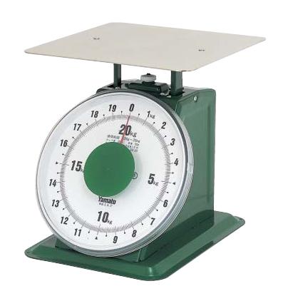 【smtb-TK】【頑張って送料無料!】大和製衡 大型上皿はかり30kg