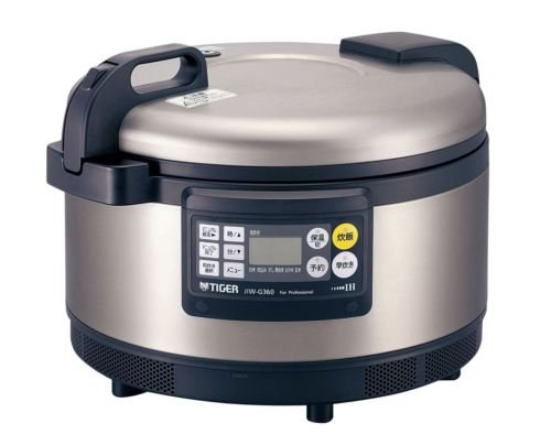 【smtb-TK】【頑張って送料無料!】 【20%OFF】タイガー魔法瓶業務用IH炊飯ジャー 「炊きたて」 3.6L(2升炊き)JIW-G360 単相200V専用
