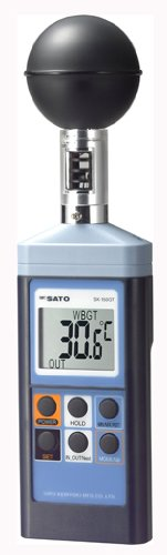SATO heatstroke heat index meter WBGT index measuring instrument SK-150GT 8310-00