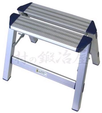 アルミ 踏み台(脚立) 1段×高さ30cm TAF-30