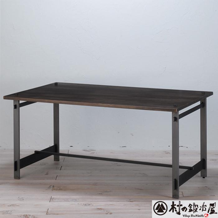 杉山製作所 KEBIN アイアンワークネストテーブル ノヴェルANV-2126日本製メーカー直送のため代引不可鉄らしい重量感やハードさを感じられるテーブル