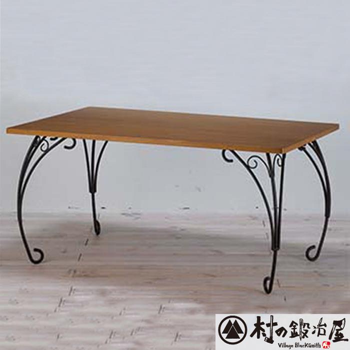 杉山製作所 KEBIN アイアンワークポピーテーブル AT-2032日本製メーカー直送のため代引不可クラシカルなデザインの脚がポイント!