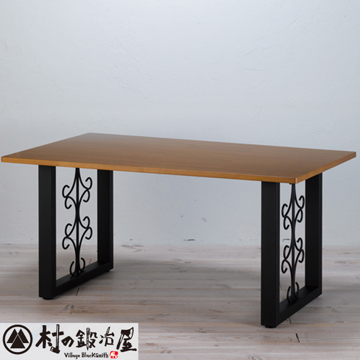 杉山製作所 KEBIN アイアンワークセレクト パネルテーブルBT-2246日本製メーカー直送のため代引不可足部分にクラシカルなモチーフを取り入れたディスプレイテーブル