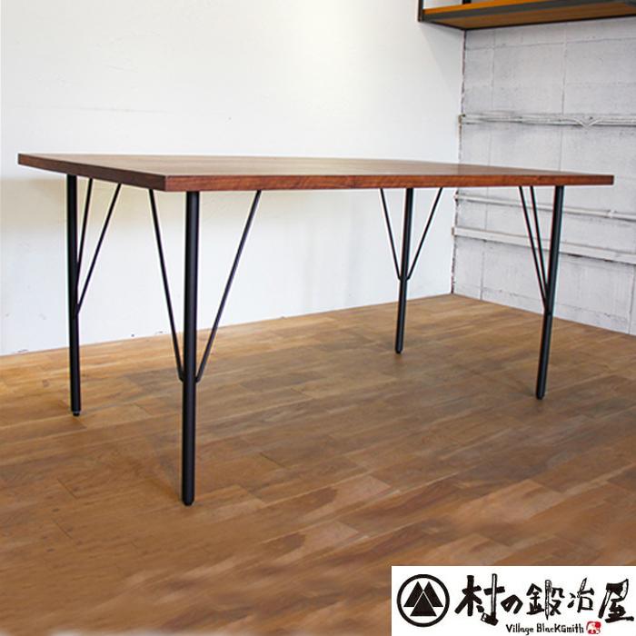 杉山製作所 tetsuashi アイアンワーク鉄脚tas-11日本製メーカー直送のため代引不可天板なし、テーブル脚4つのみでの販売です。