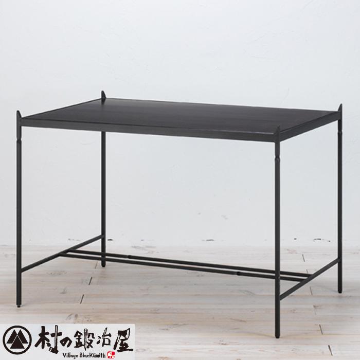 杉山製作所 KEBIN アイアンワークネストテーブル ベローナ AVR-260日本製メーカー直送のため代引不可角材を曲げてねじりを入れたデザインがポイント!
