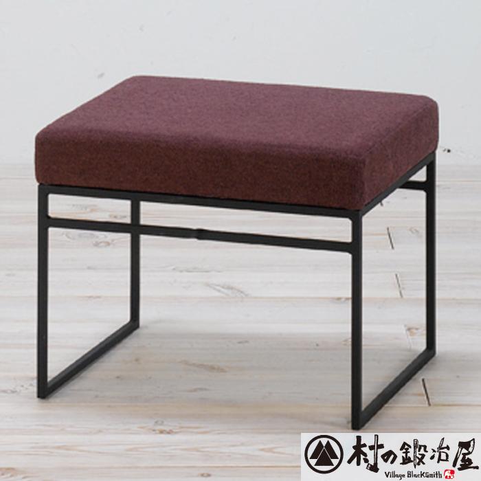 杉山製作所 KEBIN アイアンワークベローナスツールVR-2208日本製メーカー直送のため代引不可高級感あふれるスツール!