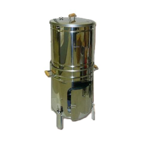 【smtb-TK】【頑張って送料無料!】ステンレス製 温度計付大型スモーカー(燻製器) F-510スモークサーモン作るならこれがおすすめです!初心者の方もカンタンに使えます!