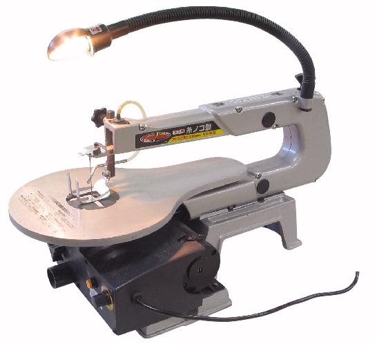 【smtb-TK】【頑張って送料無料!】糸のこ盤 VS-400ミシン感覚で材料をカット!