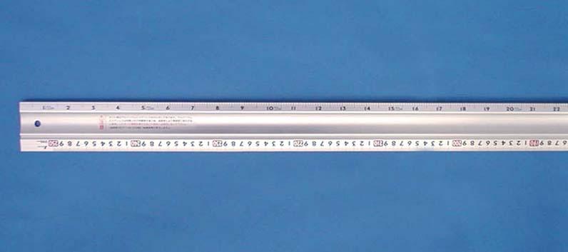 シンワ アルミカッター定規 カット師 2.5mW左基点 65092