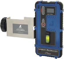 シンワ 受光器 レーザーレシーバーFine ホルダー付 77094
