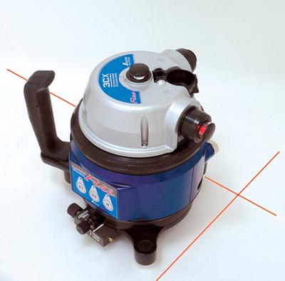 シンワ レーザー墨出し器 レーザーロボFine3CX 77095フルライン・地墨クロス