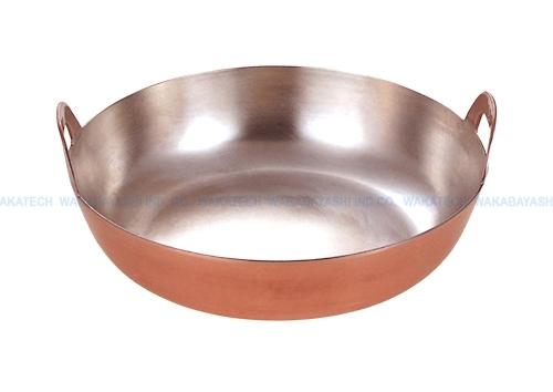 WA銅製揚げ鍋 45cm