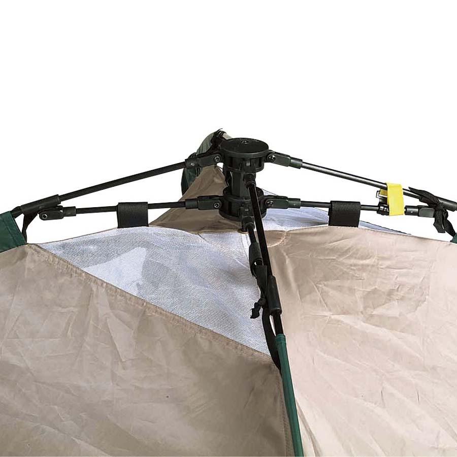 船長鹿 CS 快速圓頂帳篷 220 UV (為 3-4 人) (袋) M-3134