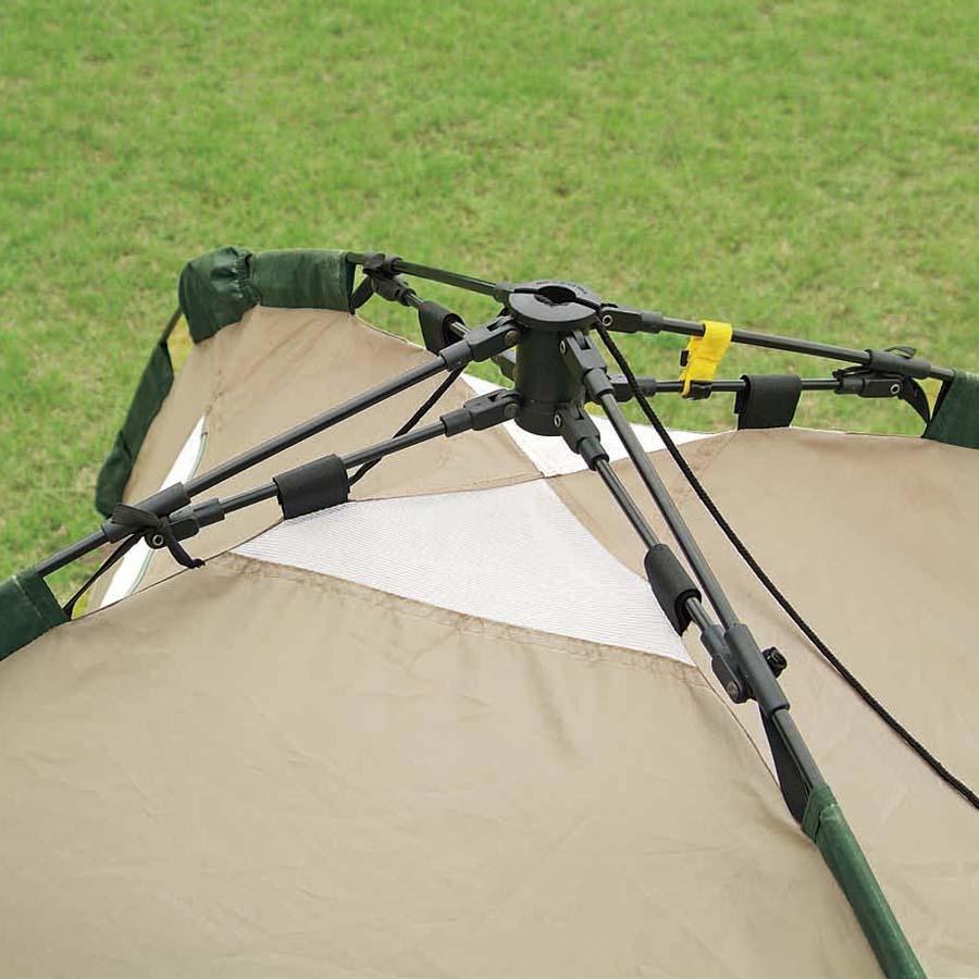 船長鹿 CS 快速圓頂帳篷 200 UV (為 2-3 人) (袋) M-3136
