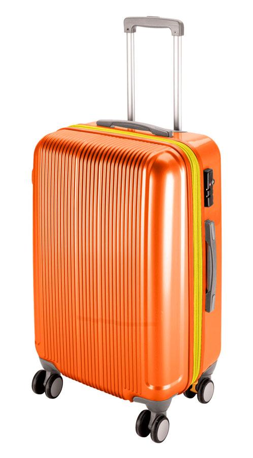 キャプテンスタッググレル トラベルスーツケース(TSAロック付きWFタイプ)(M)(サンセットオレンジ) UV-41全世界の空港で使えます!もちろんTSAロックのアメリカも!