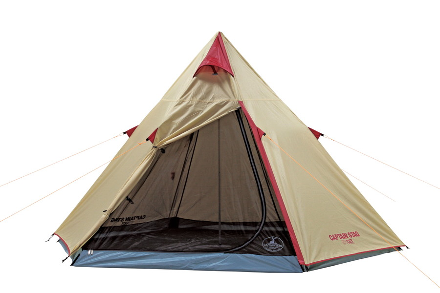 Captain stag aluminum one pole tent 300 UV UA-16 tipi type tent import 300 × 250 × height 180 mm  sc 1 st  Rakuten & MURANOKAJIYA | Rakuten Global Market: Captain stag aluminum one ...