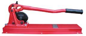 【smtb-TK】【頑張って送料無料!】ワイヤーロープカッターベンチタイプ 600mm