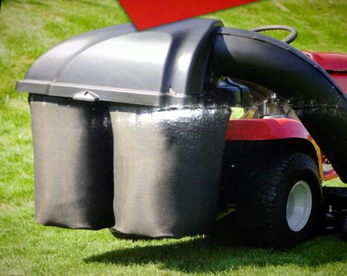 【smtb-TK】【頑張って送料無料!】MTD社製乗用式芝刈り機 C762F用集草バッグ