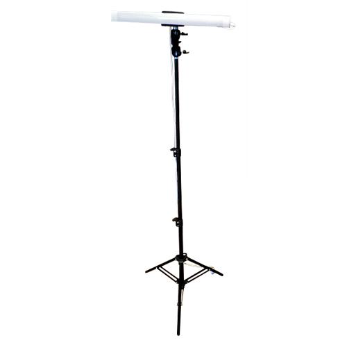 アイガー面発光LED作業灯 ブラック EL606
