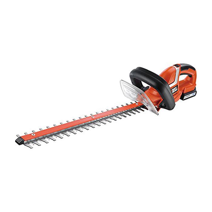 【頑張って送料無料!】家庭用 充電式コードレス ヘッジトリマー GTC1850L50cmの長い刃でガンガン刈ります!