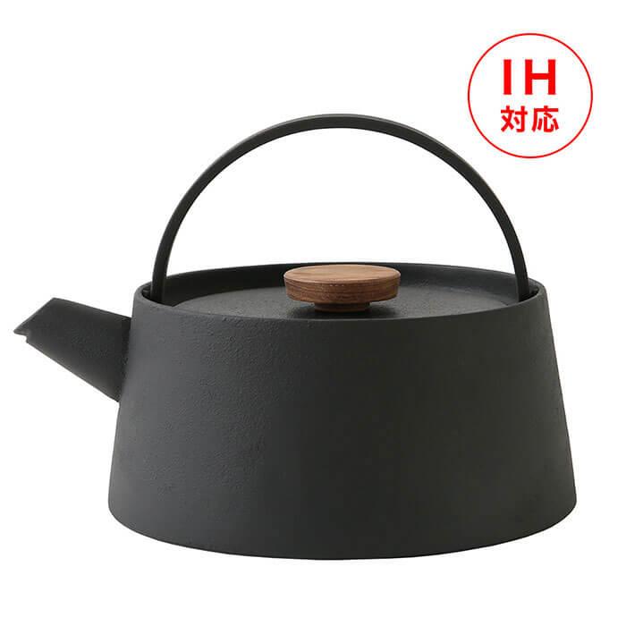 tetu(テツ)南部鉄器 鉄瓶 IH対応(IKNG-IRON-76)【池永鉄工株式會社】