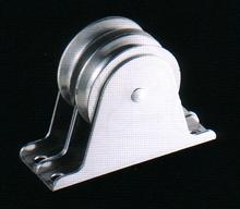 固定ブロック オープン型タテ型2車50mm K50-011
