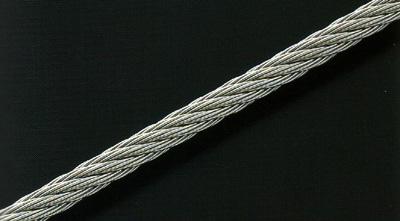 ステンレス ワイヤーロープ (7×19) 10mm×200m巻