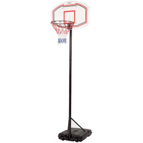 【smtb-TK】【頑張って送料無料!】カイザー(kaiser) バスケットゴールスタンド KW-584リングまでの高さ210-260cm調節可能リング直径45cmと7号サイズ