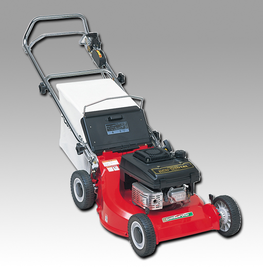 【smtb-TK】【頑張って送料無料!】キンボシ エンジン芝刈り機リッチモアー 刈り幅 約53cm RCD-5301AL5mmの低刈りができる!グリーン用の芝がらくらく!