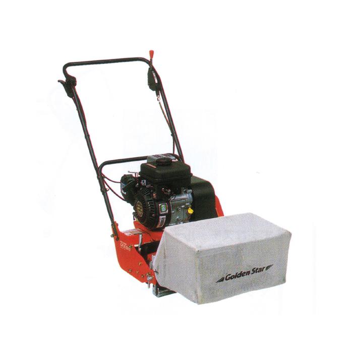 【smtb-TK】【頑張って送料無料!】キンボシ エンジン芝刈り機グリーンモアー GRM-3502刈り幅 約35cmメーカー直送のため代引不可
